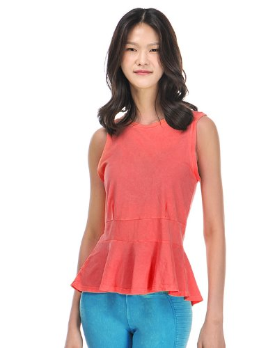 Flare Sleeveless Top(VJ2LF002/RE)