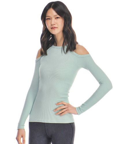 Nova Cold Shoulder Top(VJ2TS404/MT)