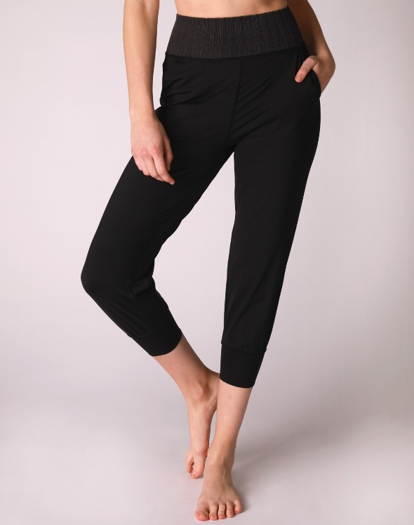 Cool Down Crop Jogger (VK2LF703)