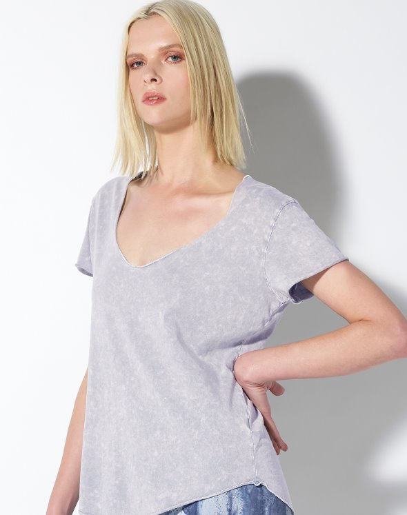 Raegan Relaxed V-Neck (VK2LF319/GE)