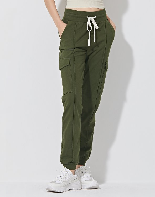Cargo Sweat Pants (VK2LF810/KH)