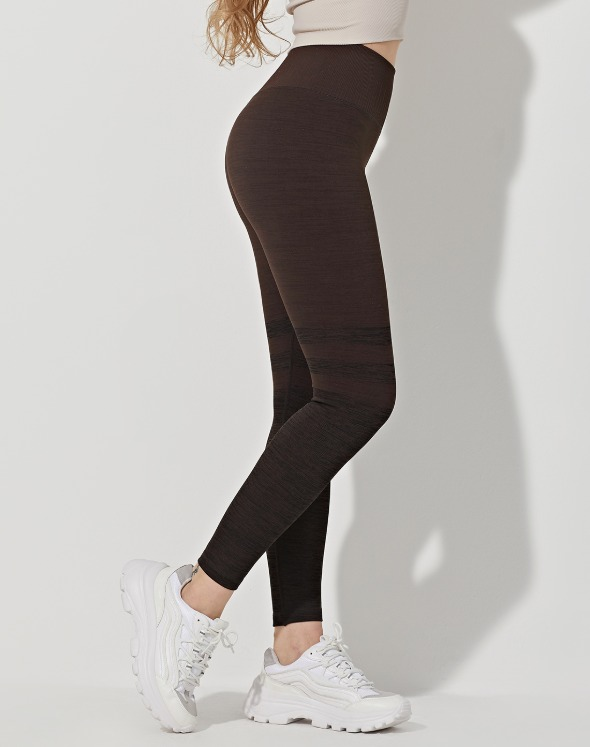 Melange Layered Leggings (VK4BO899/CU)