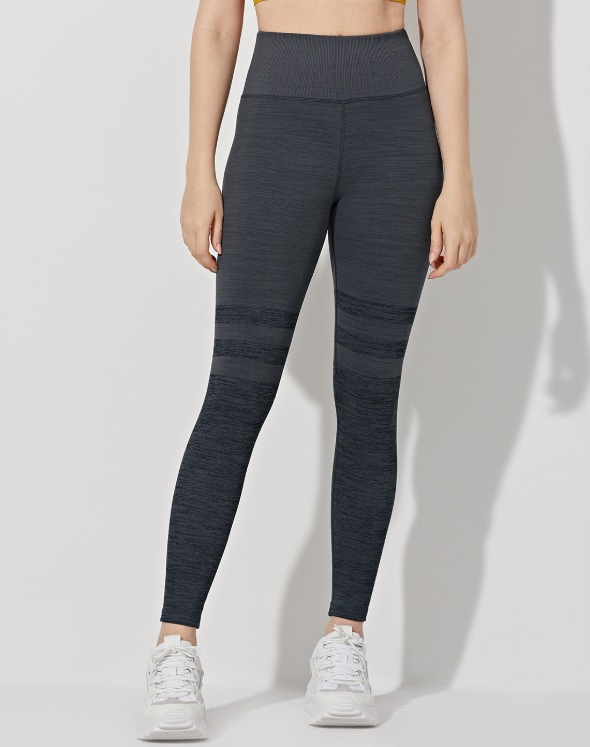 Melange Layered Leggings (VK4BO899/CH)