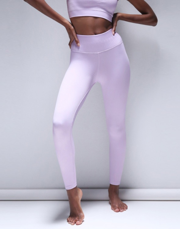Riley Rib 7/8 Leggings (VL2B8019/IR)