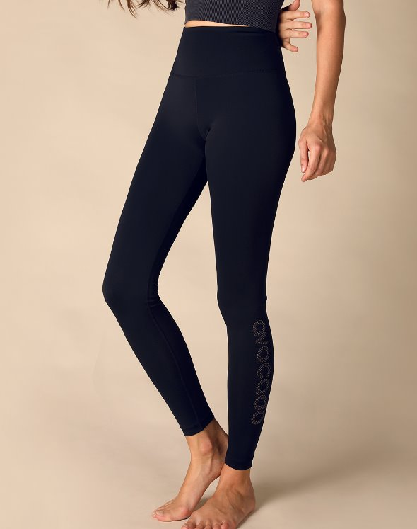 Lux Up Leggings(VJ2BO866/BK)