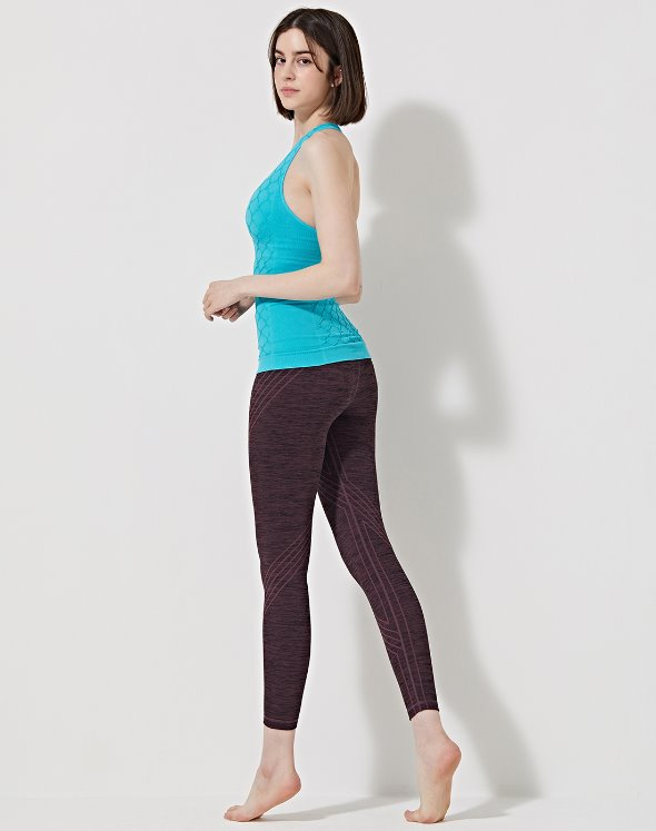 Danielle Striped Leggings (VK2BO894/HB)