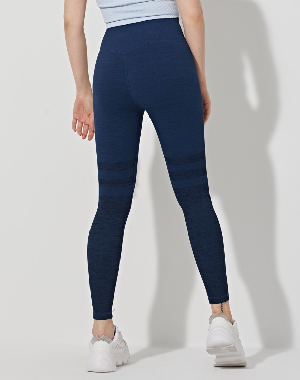 Melange Layered Leggings (VK4BO899/IN)